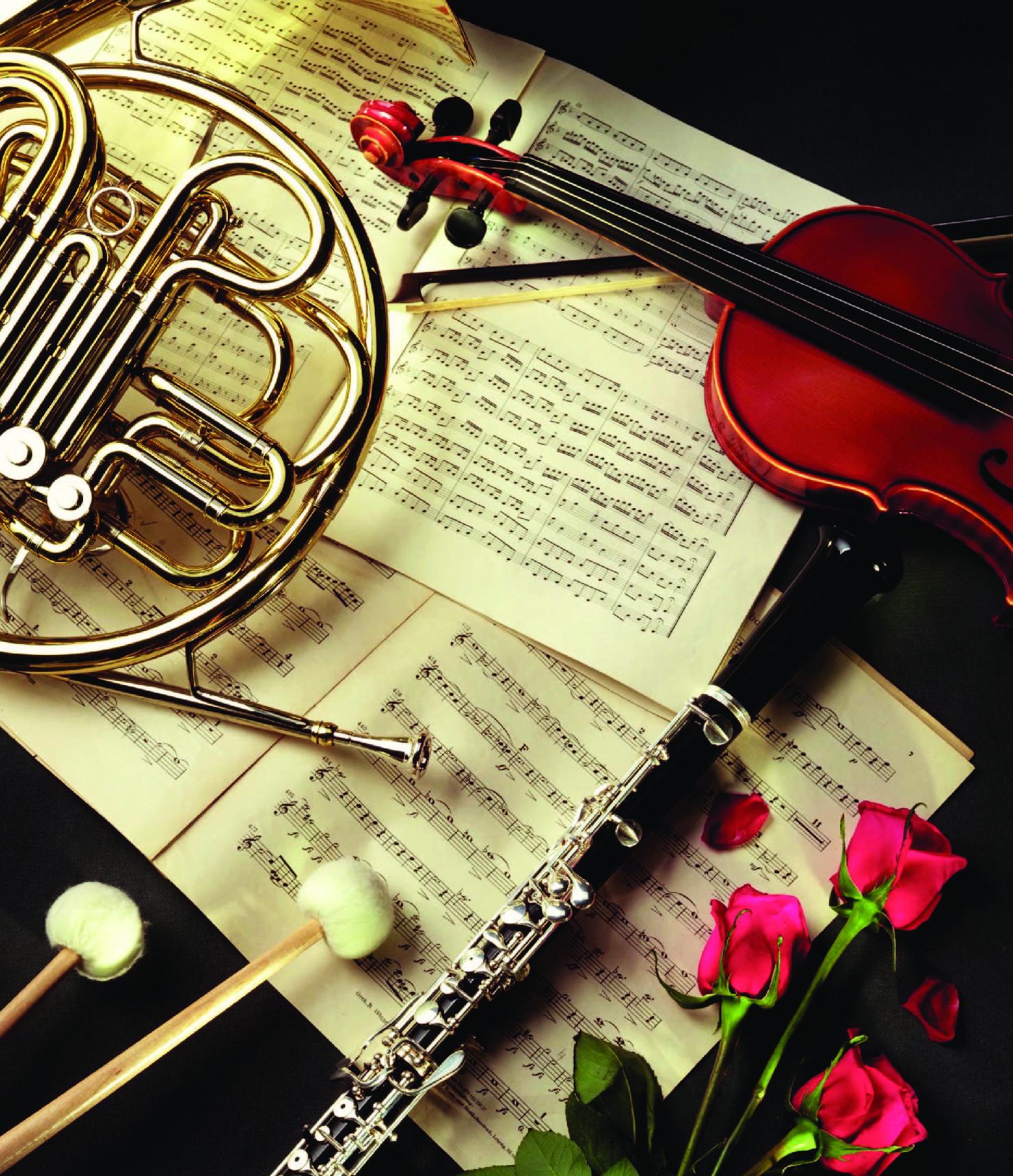 Классическая музыка картинки, картинки
