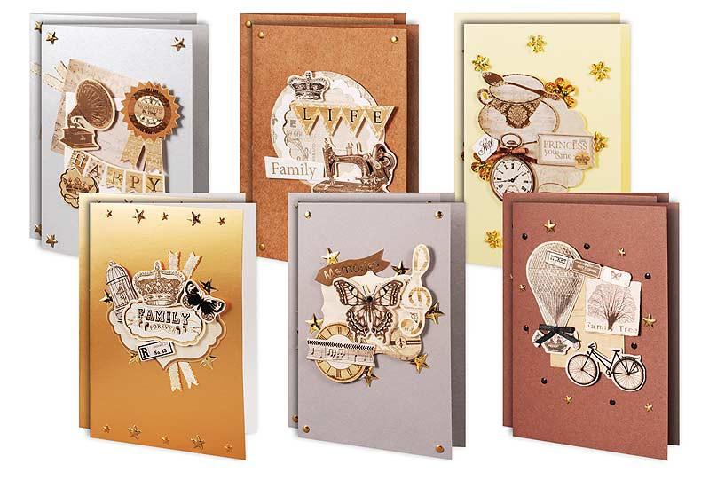 Наборы для праздника открытки