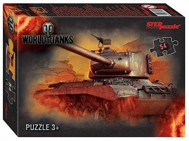 "Мозаика ""puzzle"" 54 ""World of Tanks"""
